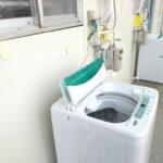 学生寮_真和荘_洗濯機